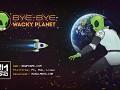 """""""Bye-Bye, Wacky Planet"""" - cute alien's story on Greenlight"""