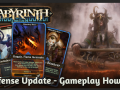 Defense Build Update for Labyrinth CCG + RPG