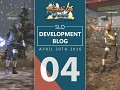Dev Blog 4 - April 30th 2016