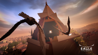 New Footage Of Ubisoft's First VR Games Eagle Flight And Werewolves Within