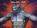 A monstrous Contest!