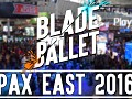 Thanks for the Awesome PAX East Experience