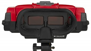 Play Nintendo's Failed Virtual Boy VR On Gear VR And Google Cardboard