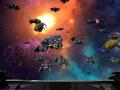 Warp Jump Effect Video