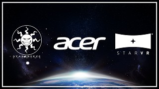 Starbreeze Partners With Acer To Manufacture StarVR Headset