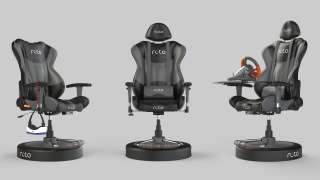 Roto VR Is A $500 Motorised Swivel Chair For VR Gaming
