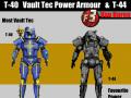 New Power Armour for Van Buren
