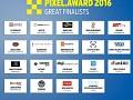 Pixel.Award 2016 finalist