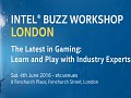 Play Sim Betting Football at the Intel Buzz Workshop London 2016