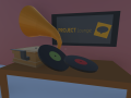 Sneak-Peek for Turntable and Audio Records