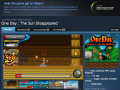 'One Day : The Sun Disappeared' is on Steam Greenlight Now!
