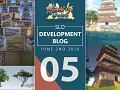 Dev Blog 5 - June 1st 2016