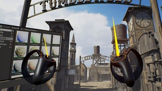 Unreal Engine's Latest Update Adds VR Editor