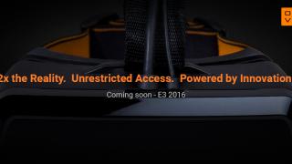 Razer Teases New OSVR Headset For E3 2016