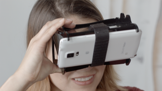 Seebright Ripple Is A Mobile Augmented Reality Headset