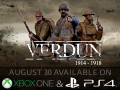 Verdun is coming to console!