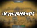 How can we improve Tactics?