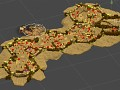 Procedurally Generating the Islands of Lost Sea