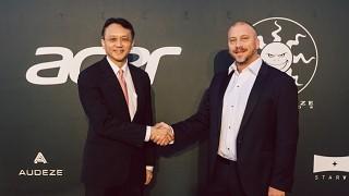 Acer Invests $9 Million In Starbreeze StarVR Headset