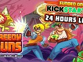 110% funded and headed to PS Vita!