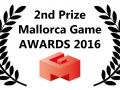 2nd Prize in Mallorca Game Awards