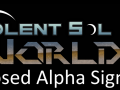 Violent Sol Worlds Alpha Test Signup Developer Update