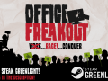 Office Freakout now on Steam Greenlight