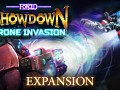 Drone Invasion is the first expansion for FORCED SHOWDOWN