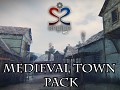 S2ENGINE HD Medieval Town Pack DLC OUT!