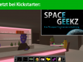 Space Geekz Kickstarter Campaign (Now open for international backers)