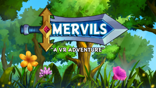 """Mervils: A VR Adventure"" coming August 4th to Steam & Oculus Home!"