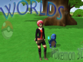Worlds : Pokemon 3d - New V0.011
