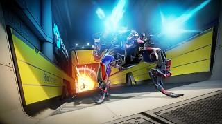 New RIGS Mechanised Combat League Trailer Shows VR Mech Action