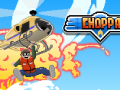 Choppa lands on Steam Greenlight