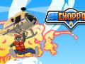 Choppa lands on Steam Greenlight