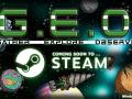Geo has been Greenlit on Steam