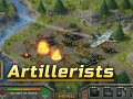 Artillerists on Steam Greenlight and needs your help!