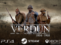 Verdun on PlayStation 4!