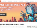 Seattle Indie's Expo (SIX) Event!