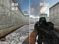 Antialiasing and Anisotropic Filtering