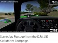 D.R.I.V.E Driving Gameplay Footage Released!