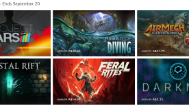 Oculus Home Autumn Sale Is Almost Over
