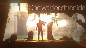 Ahros: One warrior chronicle. One week till release
