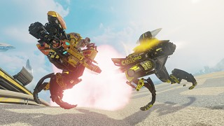 The Robots And Arenas Of PlayStation VR's RIGS Mechanised Combat League