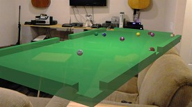 Watch Mixed Reality Pool Being Played With Microsoft HoloLens