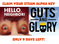 "Claim Your Steam Alpha Key for ""Hello, Neighbor!"""