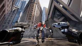 Watch 12 Minutes Of Epic Games' Oculus Touch Shooter, Robo Recall
