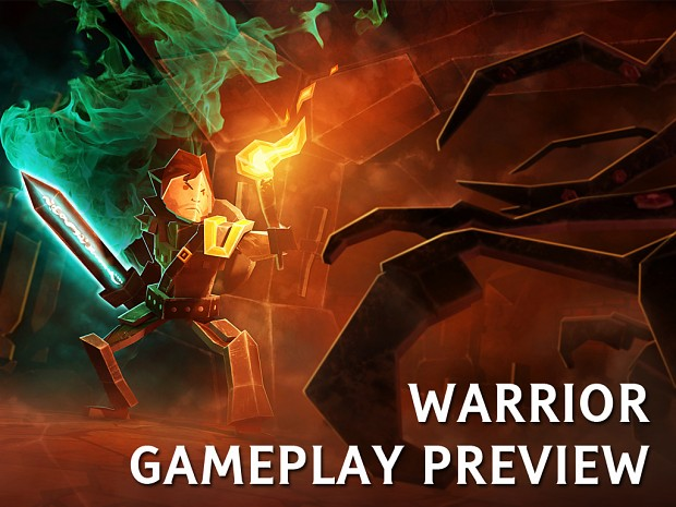 Book of Demons: Warrior Gameplay Preview | 1080p HD, 60 FPS