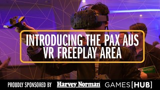 PAX Aus 2016 To Feature Virtual Reality Freeplay Area