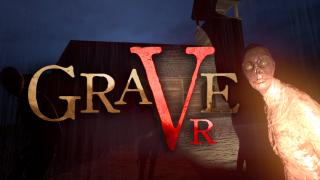 Grave VR is coming to HTC Vive October 25th!